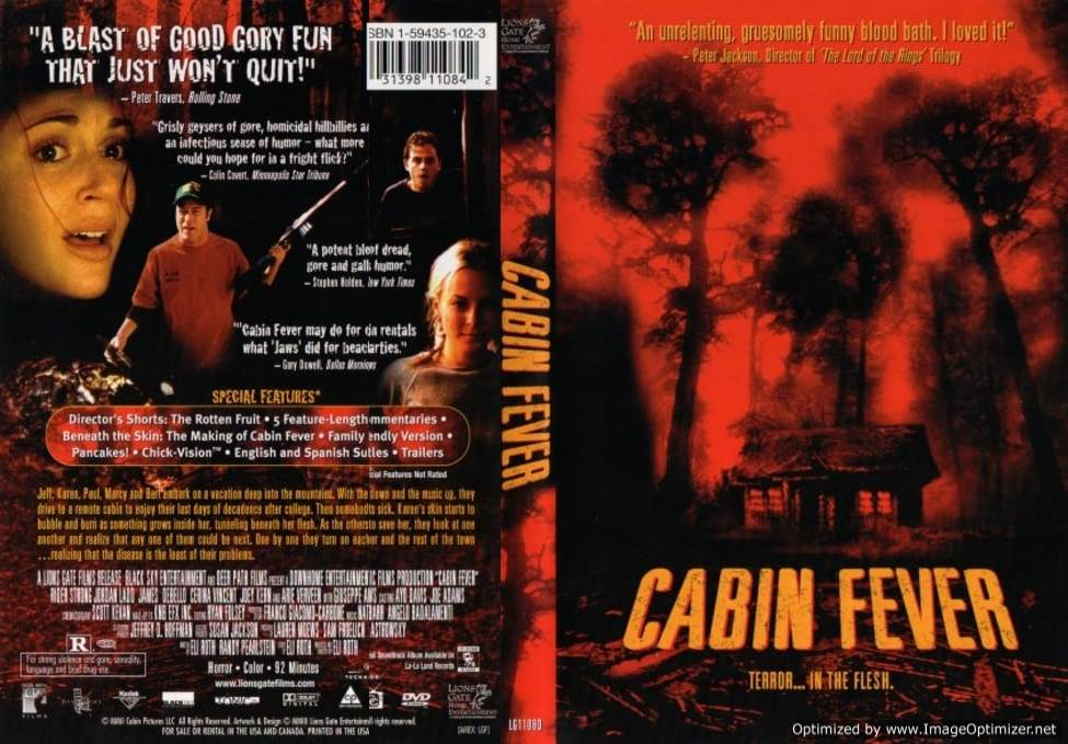 Cabin Fever (2002) Tamil Dubbed Movie HD 720p Watch Online