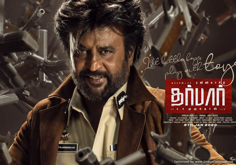 Darbar (2020) Tamil Movie HD 720p Watch Online (Updated)