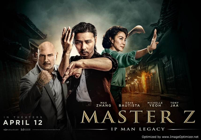 Master Z: The Ip Man Legacy (2018) Tamil Dubbed Movie HD 720p Watch Online