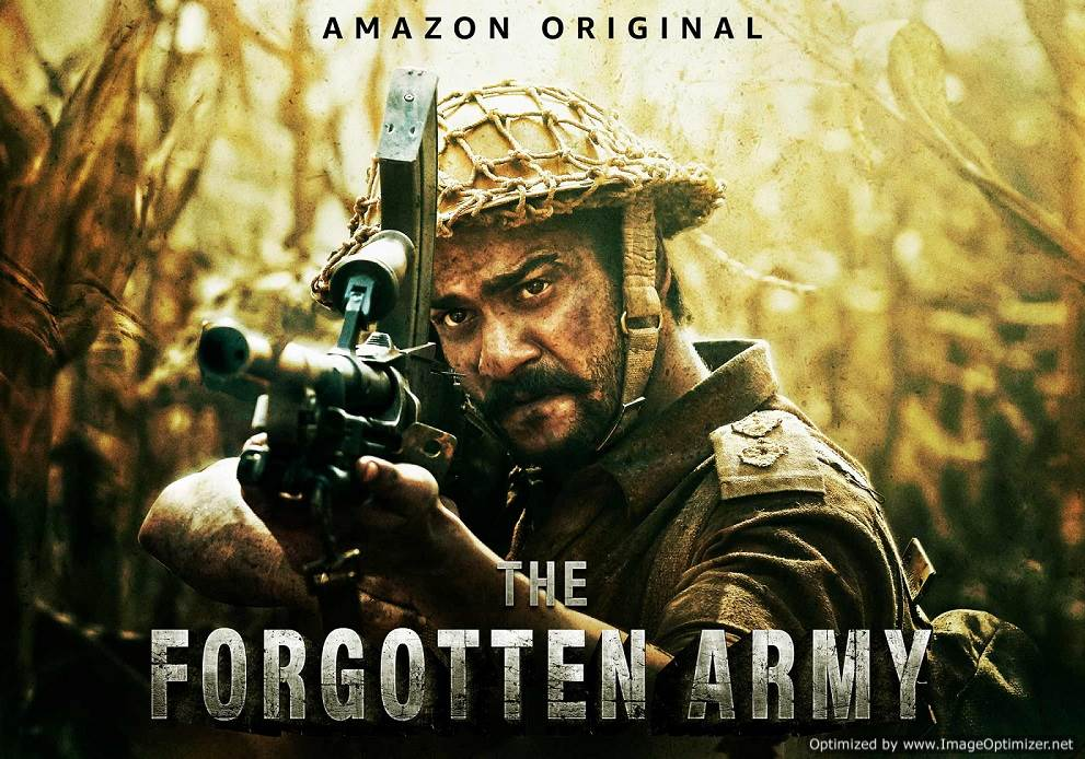 The Forgotten Army (2020) HD 720p Tamil Dubbed Series Watch Online