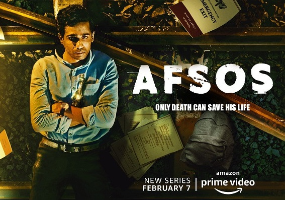 Afsos: Season 01 (2020) HD 720p Tamil Dubbed Series Watch Online