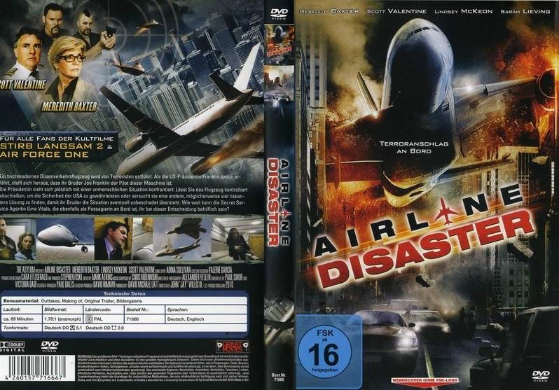 Airline Disaster (2010) Tamil Dubbed Movie HD 720p Watch Online
