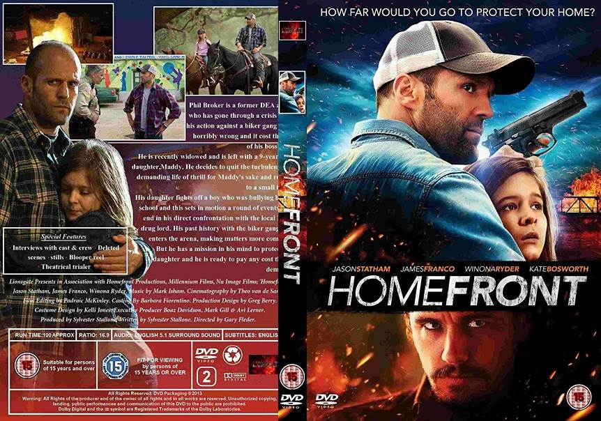 Homefront (2013) Tamil Dubbed Movie HD 720p Watch Online