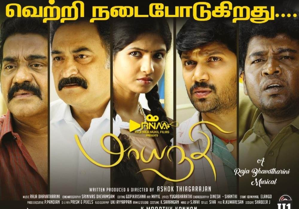 Maayanadhi (2020) HD 720p Tamil Movie Watch Online