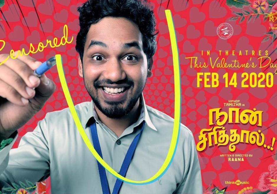 Naan Sirithal (2020) DVDScr Tamil Full Movie Watch Online