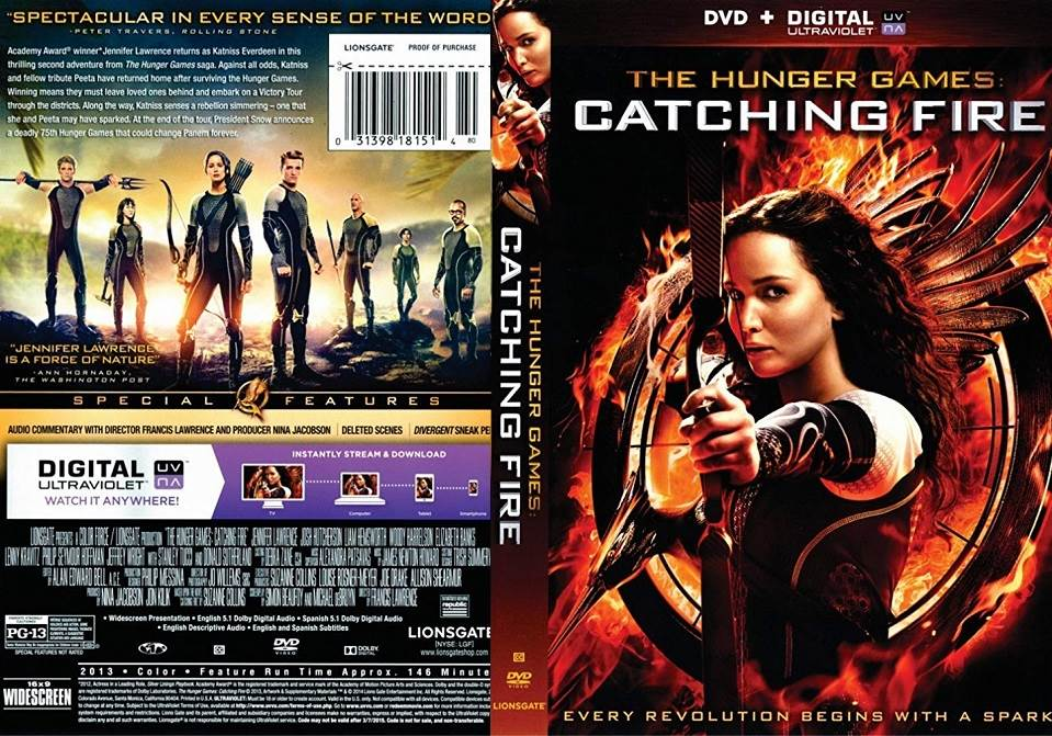 The Hunger Games: Catching Fire (2013) Tamil Dubbed Movie HD 720p Watch Online