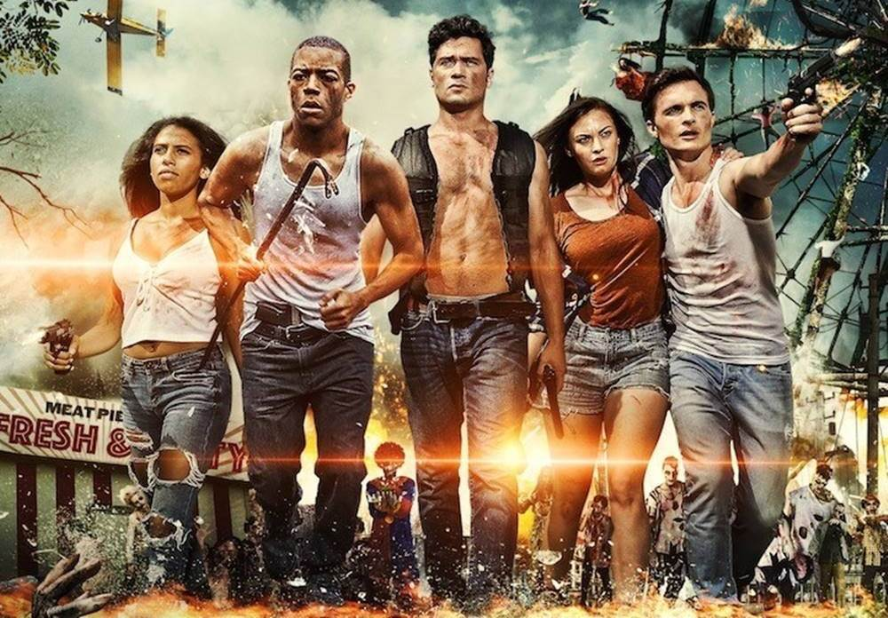 Attack Of The Southern Fried Zombies (2017) Tamil Dubbed Movie HD 720p Watch Online