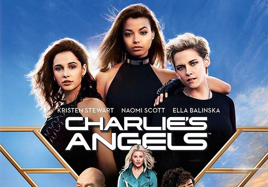 Charlie's Angels (2019) Tamil Dubbed Movie HD 720p Watch Online