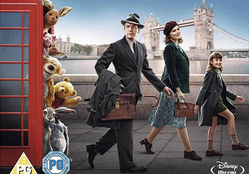 Christopher Robin (2018) Tamil Dubbed Movie HD 720p Watch Online