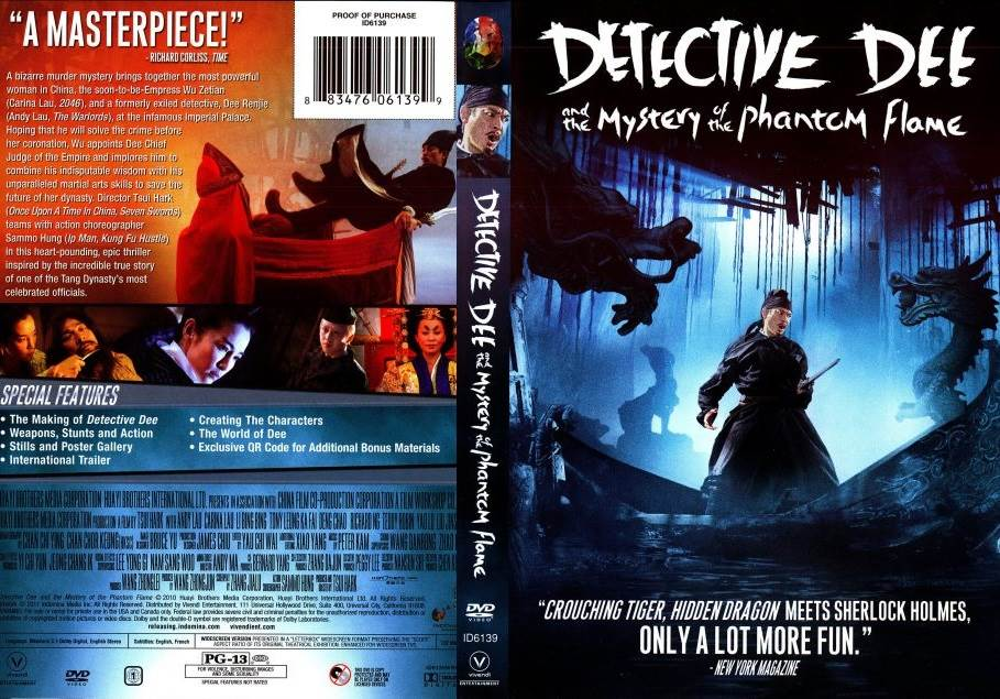 Detective Dee (2010) Tamil Dubbed Movie HD 720p Watch Online