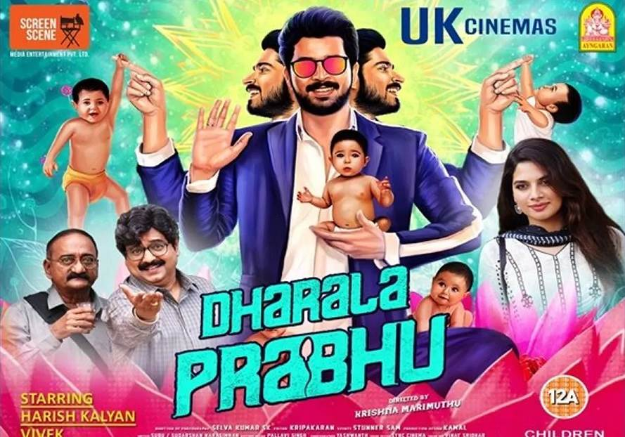 Dharala Prabhu (2020) HD 720p Tamil Movie Watch Online