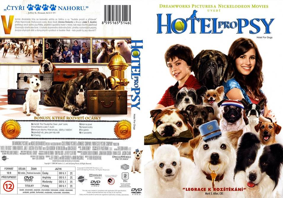 Hotel For Dogs (2009) Tamil Dubbed Movie HD 720p Watch Online