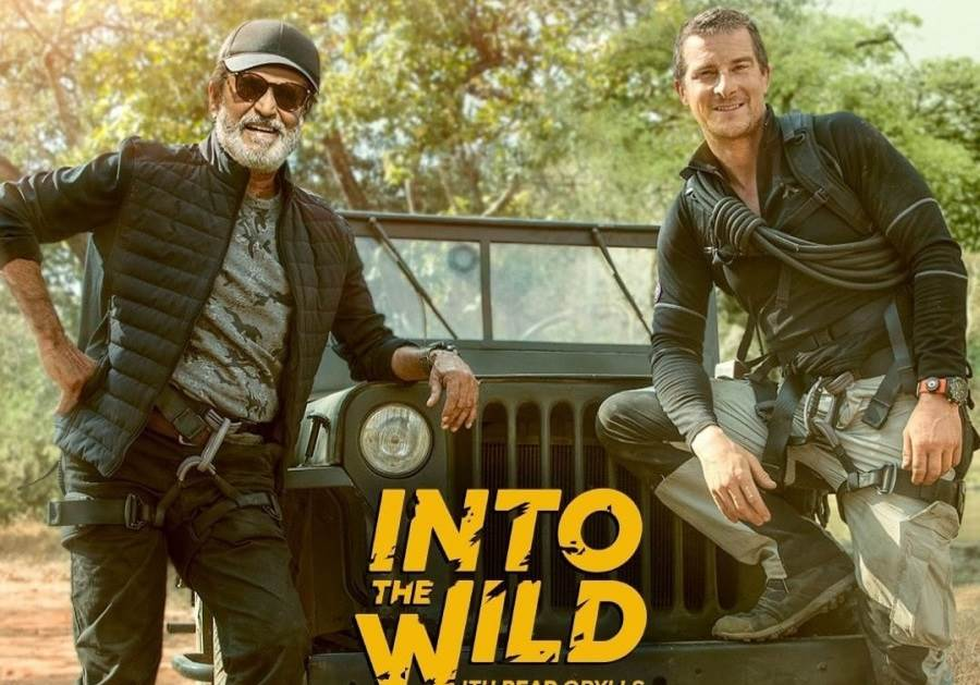 Into The Wild with Superstar Rajinikanth (2020) HD 720p Tamil Show Watch Online