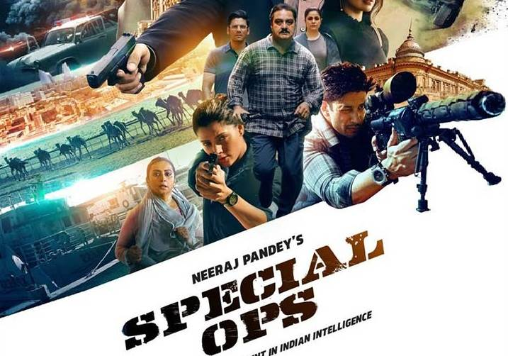 Special Ops: Season 01 (2020) HD 720p Tamil Series Watch Online