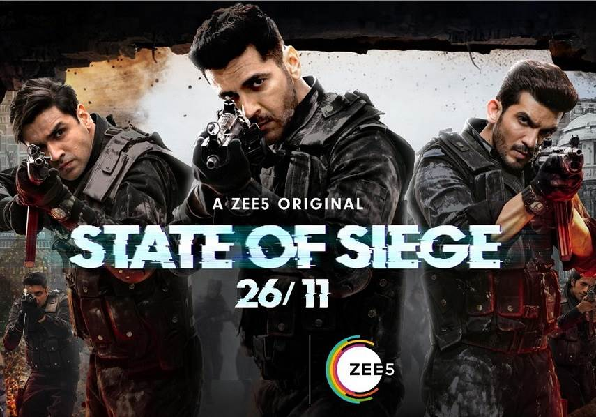 State of Siege 26-11: Season 01 (2020) HD 720p Tamil Dubbed Series Watch Online