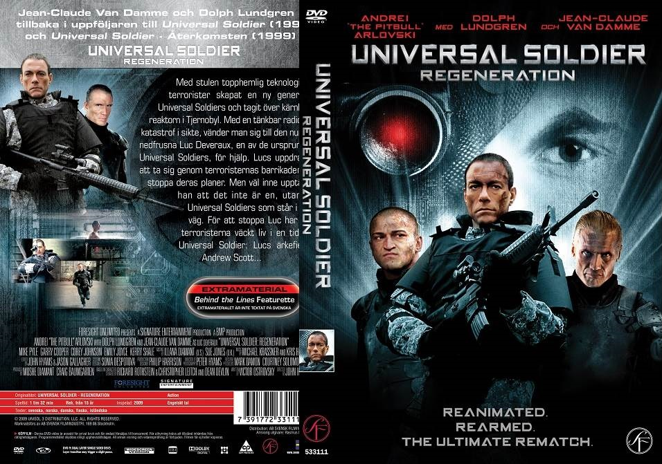 Universal Soldier Regeneration (2009) Tamil Dubbed Movie HD 720p Watch Online