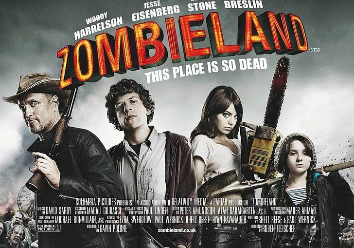 Zombieland Double Tap (2019) Tamil Dubbed Movie HD 720p Watch Online