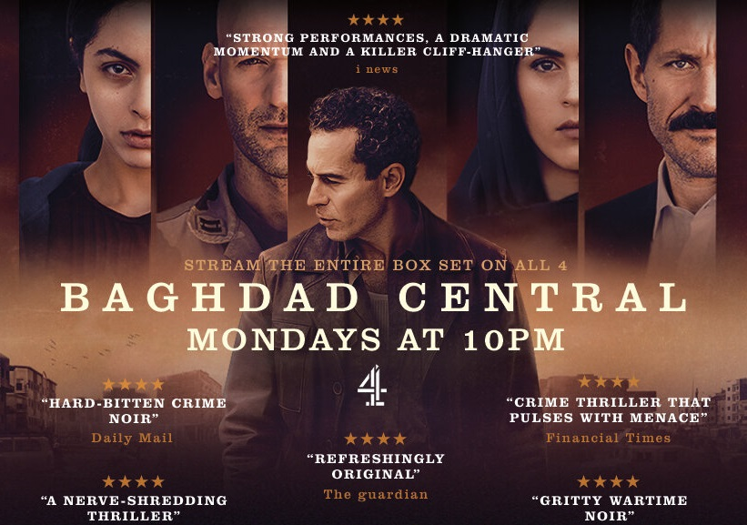 Baghdad Central – Season 1 (2019) Tamil Dubbed Web Series HD 720p Watch Online