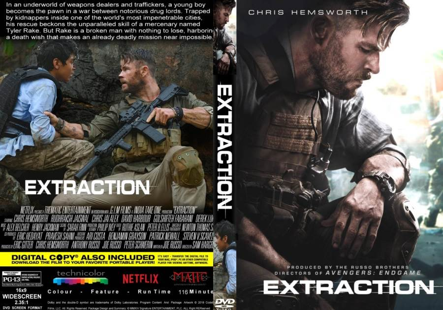 Extraction (2020) Tamil Dubbed Movie HD 720p Watch Online
