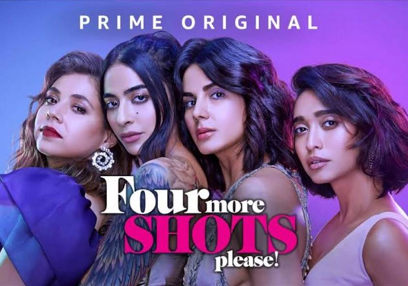 Four More Shots Please! – Season 2 (2020) Tamil Web Series HD 720p Watch Online
