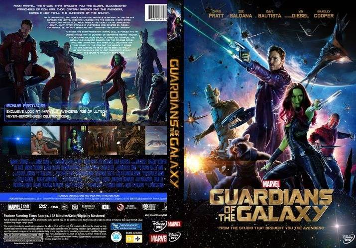 Guardians of the Galaxy (2014) Tamil Dubbed Movie HD 720p Watch Online
