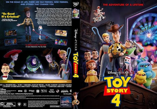 Toy Story 4 (2019) Tamil Dubbed Movie HD 720p Watch Online
