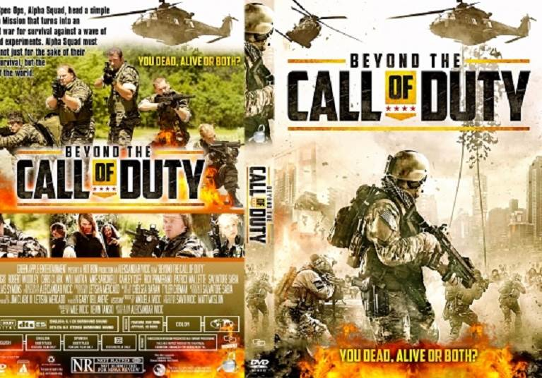 Beyond The Call To Duty (2016) Tamil Dubbed Movie HD 720p Watch Online