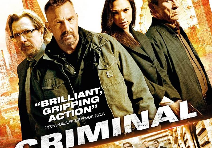 Criminal (2016) Tamil Dubbed Movie HD 720p Watch Online