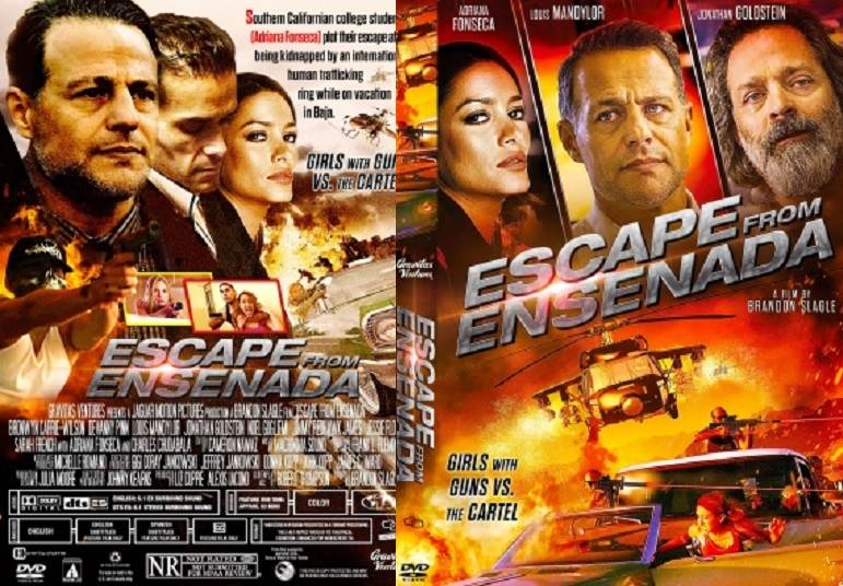 Escape from Ensenada (2017) Tamil Dubbed Movie HD 720p Watch Online