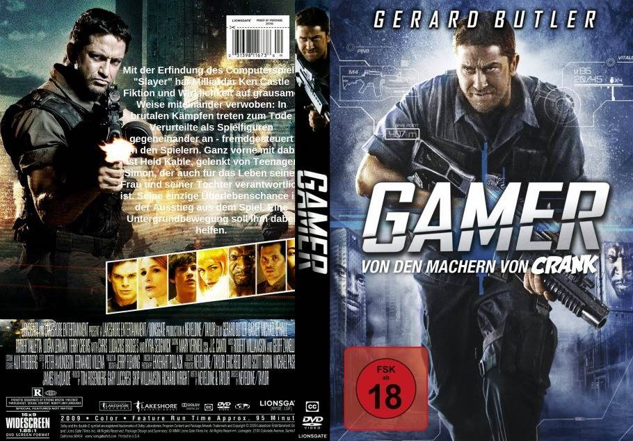 Gamer (2009) Tamil Dubbed Movie HD 720p Watch Online