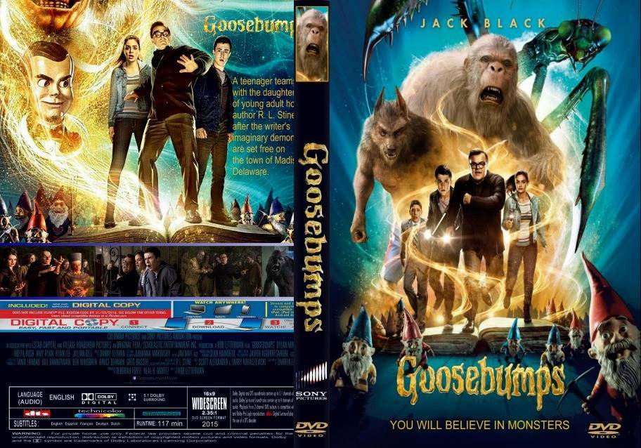 Goosebumps (2015) Tamil Dubbed Movie HD 720p Watch Online