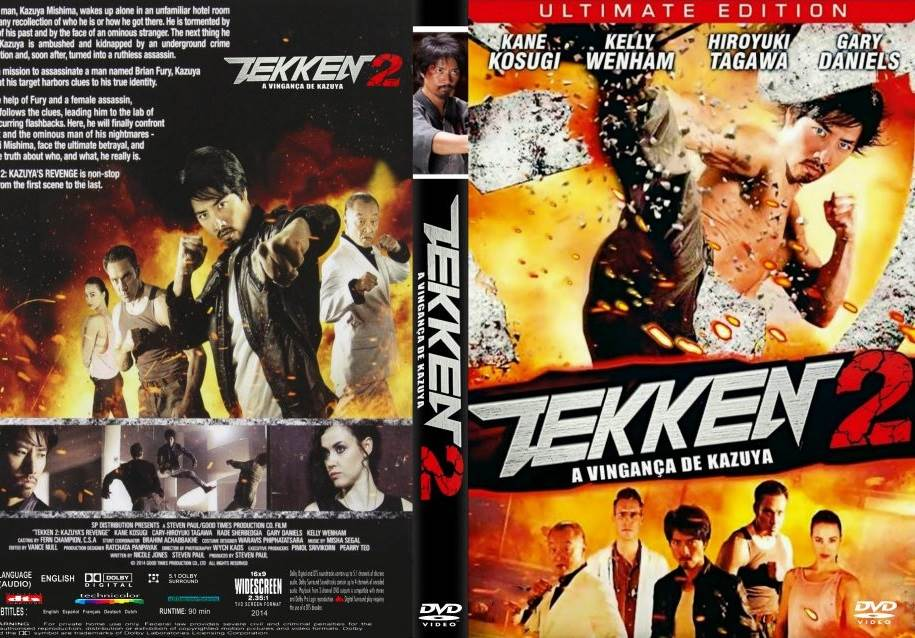 Tekken Kazuya's Revenge (2014) Tamil Dubbed Movie HD 720p Watch Online