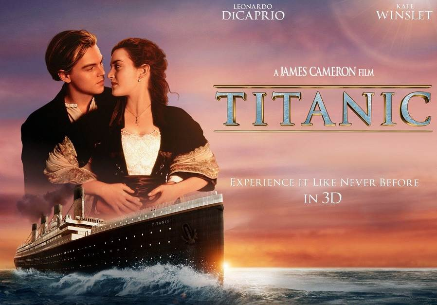 Titanic (1997) Tamil Dubbed Movie HD 720p Watch Online
