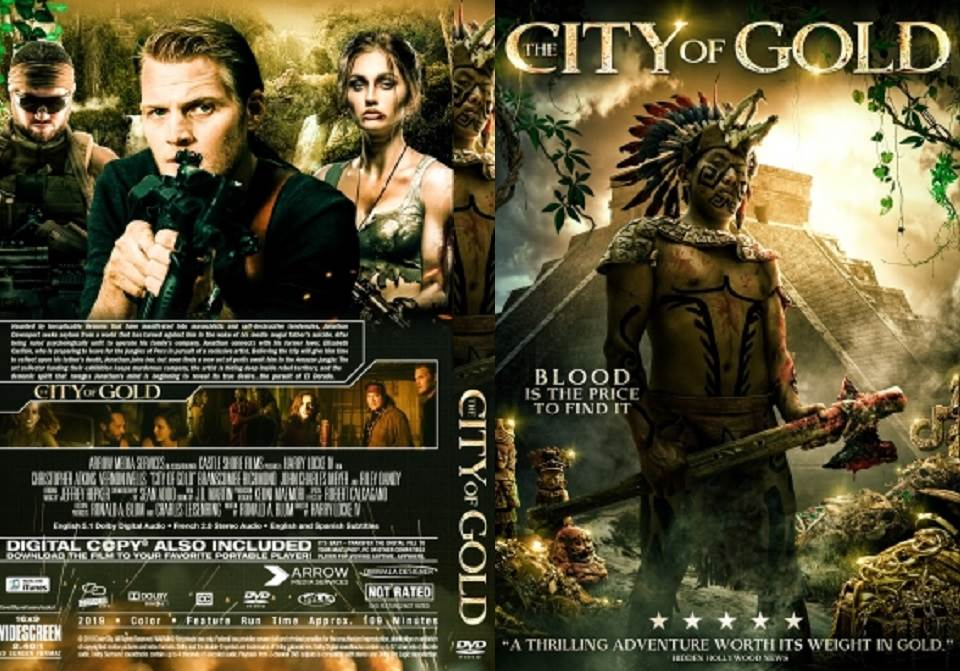 City Of Gold (2018) Tamil Dubbed Movie HD 720p Watch Online