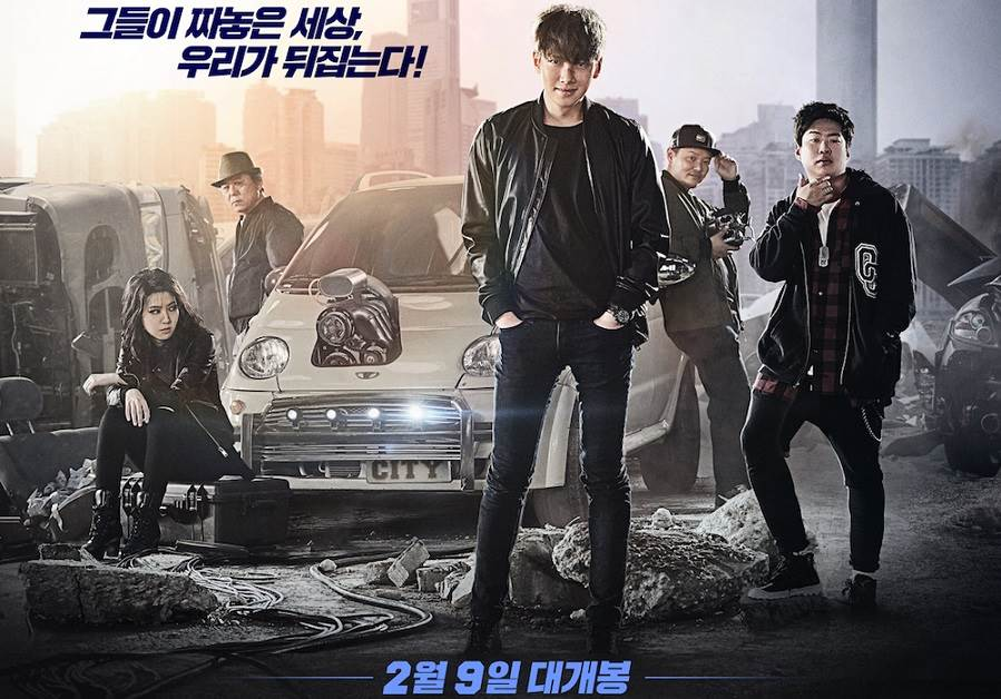 Fabricated City (2017) Tamil Dubbed Movie HD 720p Watch Online