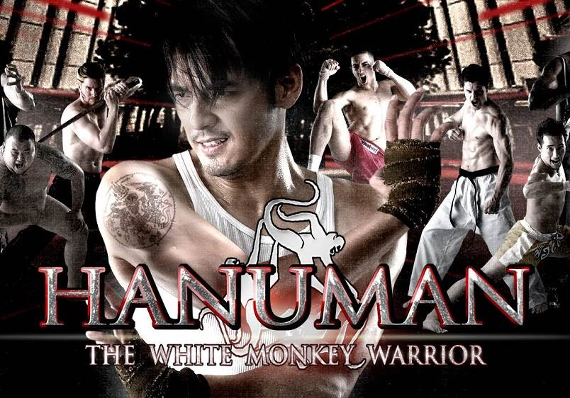 Hanuman The White Monkey Warrior (2008) Tamil Dubbed Movie HD 720p Watch Online