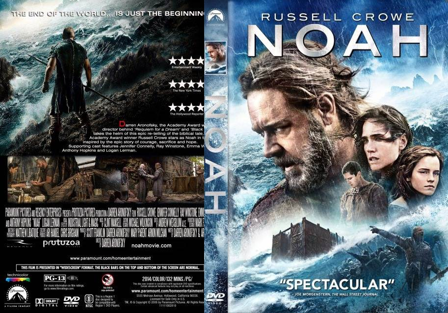 Noah (2014) Tamil Dubbed Movie HD 720p Watch Online