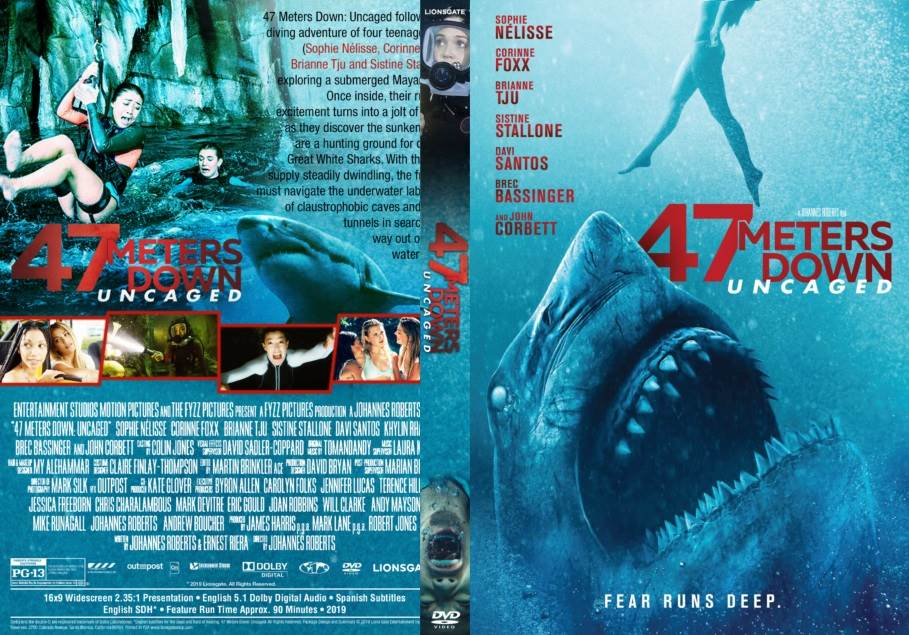 47 Meters Down Uncaged (2019) Tamil Dubbed Movie HD 720p Watch Online