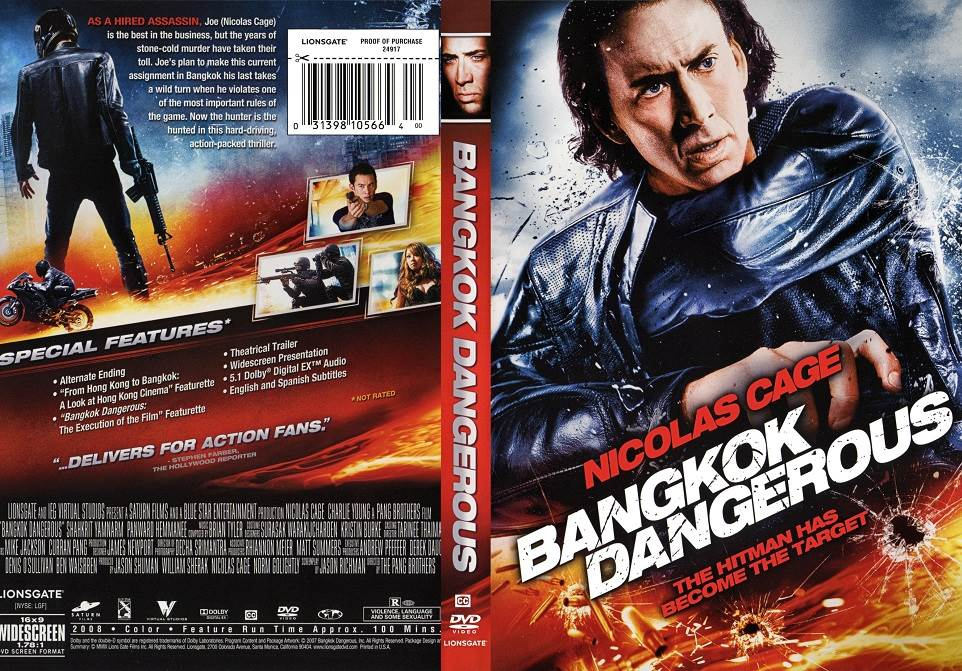 Bangkok Dangerous (2008) Tamil Dubbed Movie HD 720p Watch Online