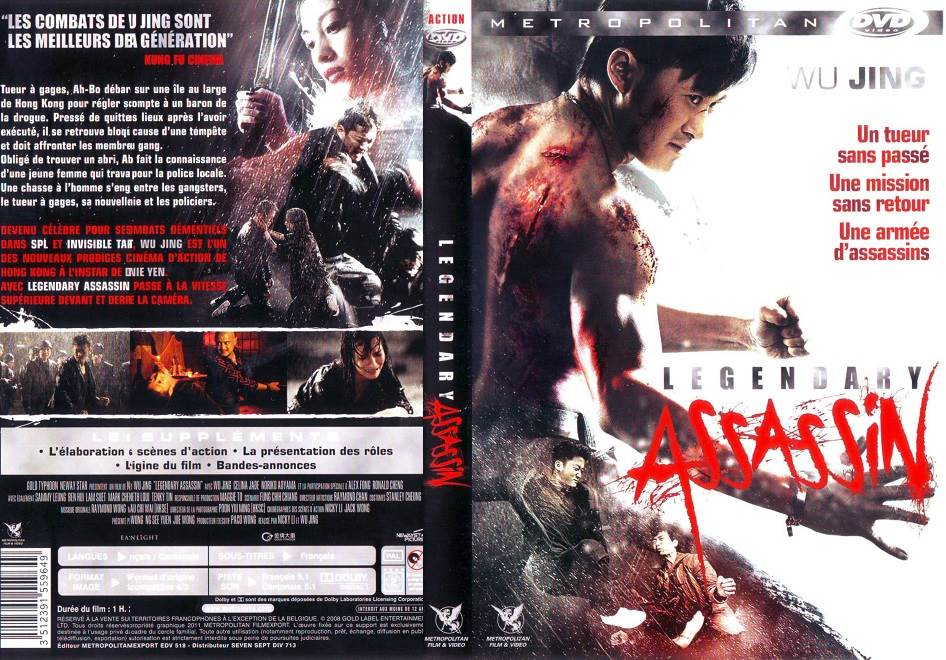 Legendary Assassin (2008) Tamil Dubbed Movie HD 720p Watch Online