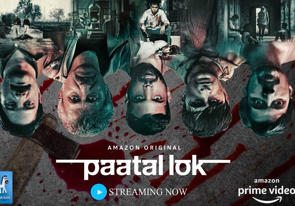 Paatal Lok – Season 1 (2020) Tamil Dubbed Series HDRip 720p Watch Online