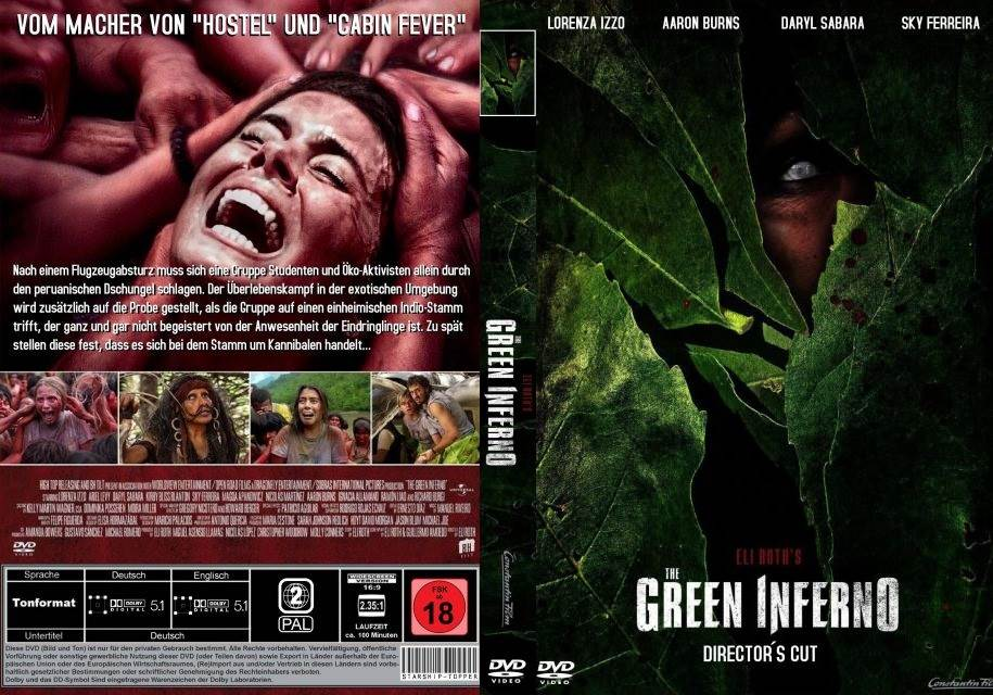 The Green Inferno (2013) Tamil Dubbed Movie HD 720p Watch Online