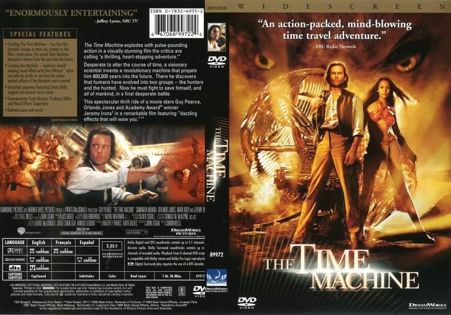The Time Machine (2002) Tamil Dubbed Movie HD 720p Watch Online