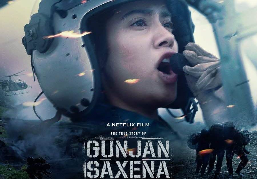 Gunjan Saxena: The Kargil Girl (2020) HD 720p Tamil Dubbed Movie Watch Online