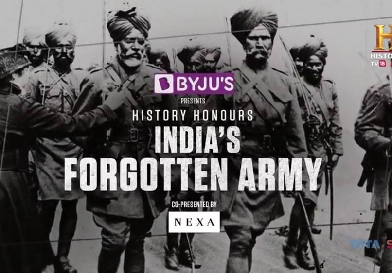History Honours India's Forgetten Army (2020) HDRip 720p Tamil TV Show Watch Online
