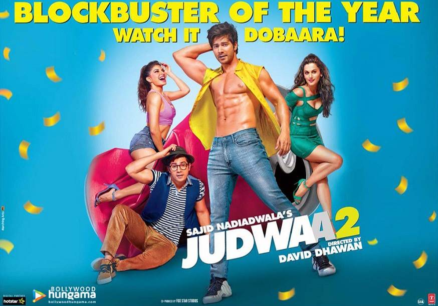 Judwaa 2 (2017) Tamil Dubbed Movie HD 720p Watch Online
