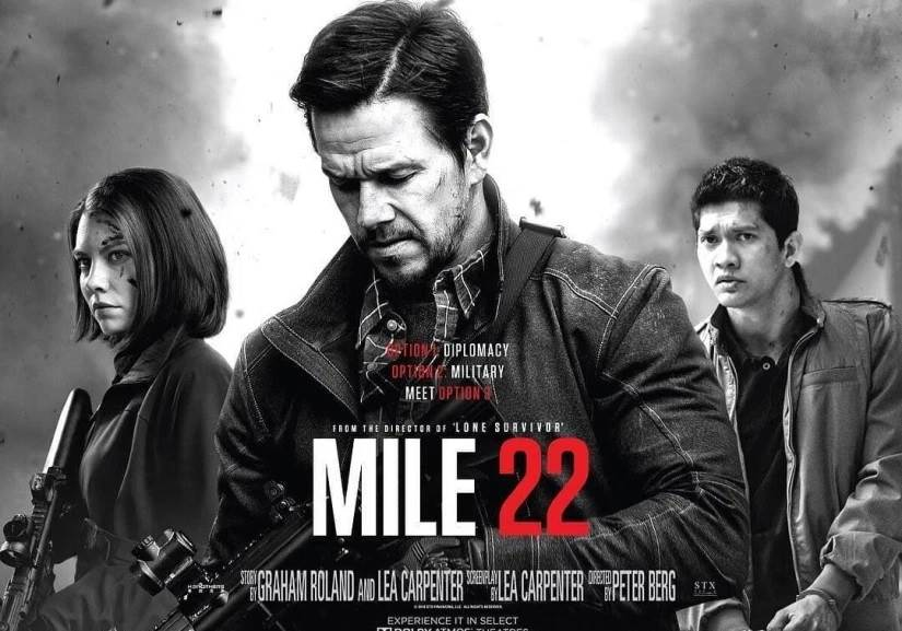 Mile 22 (2018) Tamil Dubbed Movie HD 720p Watch Online