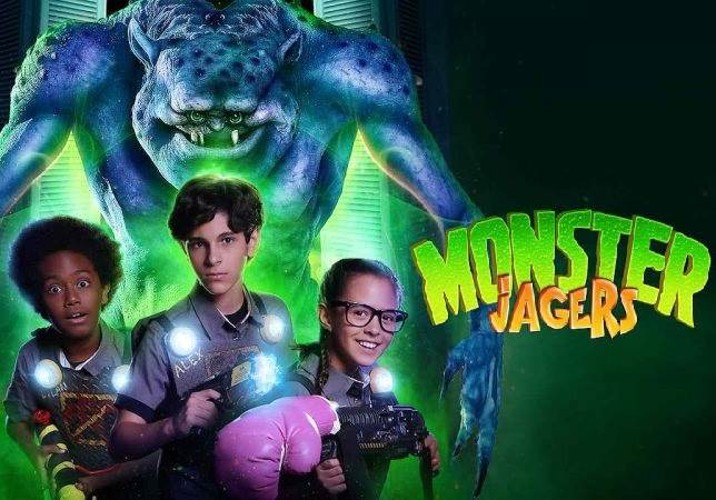 Monsters at Large (2018) Tamil Dubbed Movie HDRip 720p Watch Online