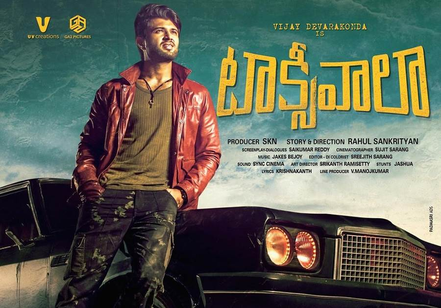 Taxiwala (2018) HD 720p Tamil Movie Watch Online