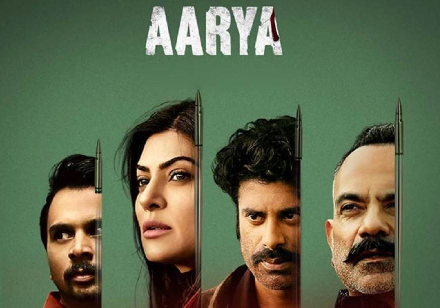 Aarya – Season 1 (2020) Tamil Dubbed Series HD 720p Watch Online